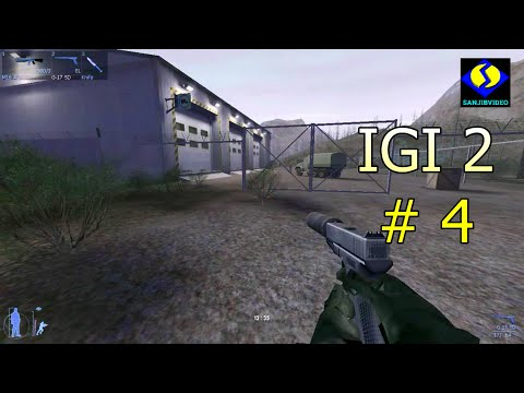 IGI2 #4 of 19 -  Bridge Across the Dnestr - Covert Strike - Mission