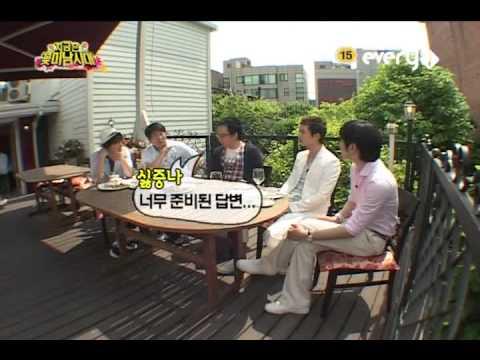 클릭비 / 지금은 꽃미남시대 090519 오종혁 유호석