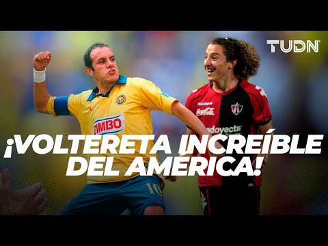 ¡La liguilla más CARDÍACA entre América y Atlas! | Apertura 2006 | TUDN