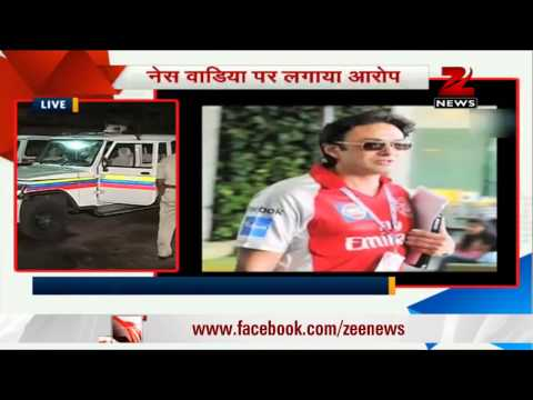 molestation case against businessman Ness Wadia 14 June 2014 09 AM
