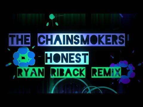 Video The Chainsmokers - Honest (Lyrics / Lyric Video) Ryan Riback Remix download in MP3, 3GP, MP4, WEBM, AVI, FLV January 2017