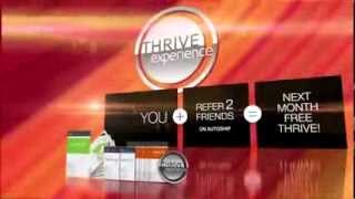 Le-Vel Thrive 8 Week Experience - Next Level - YouTube