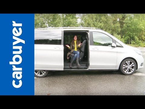 Mercedes V-Class MPV 2015 review - Carbuyer