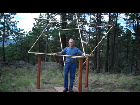 Star Tetrahedron and the Light Body