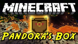 Minecraft Mod Showcase : More Pandora's Box!