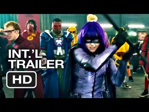 kick - Subscribe to TRAILERS: http://bit.ly/sxaw6h Subscribe to COMING SOON: http://bit.ly/H2vZUn Like us on FACEBOOK: http://goo.gl/dHs73 Kick-Ass 2 Official Inter...