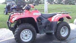 9. 2007 Suzuki Eiger 400 $3,299 at Road Track & Trail