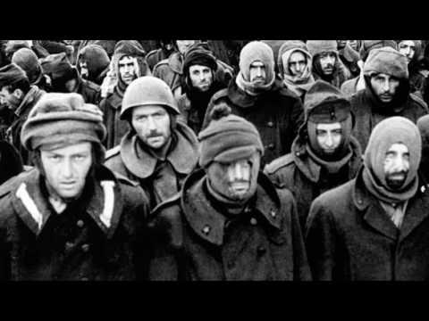 Военнопленные после Сталинградской битвы
