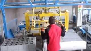 Automatic hidralic Splitter S610B