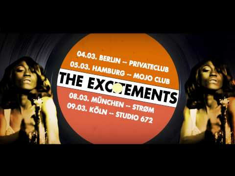 The Excitements – Official Tour Trailer 2014