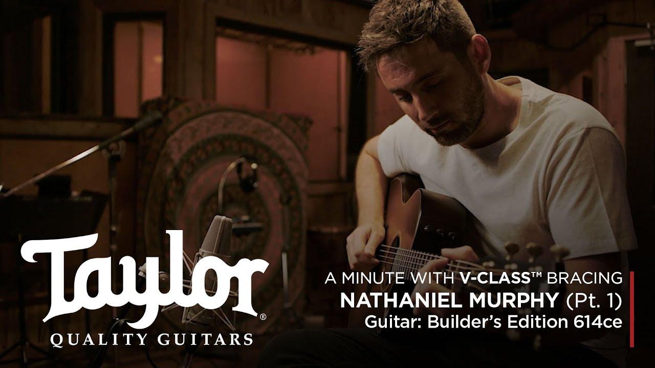 V-Class™ Acoustic Guitar Bracing | Nathaniel Murphy (Pt. 1)
