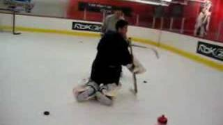 Bridgton Goalie (hockey concept)