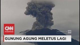 Download Video Gunung Agung Meletus Lagi, Asap Hitam Membumbung Tinggi MP3 3GP MP4