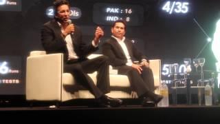 Video Wasim Akram and Sachin Tendulkar in Dubai MP3, 3GP, MP4, WEBM, AVI, FLV April 2017