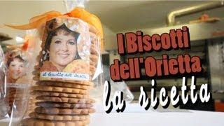 Orietta Berti 'I Biscotti dell'Orietta' - English subtitles