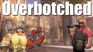 Video Overbotched: 3 Ways Overwatch Could Have Been a Great Game MP3, 3GP, MP4, WEBM, AVI, FLV Juni 2019