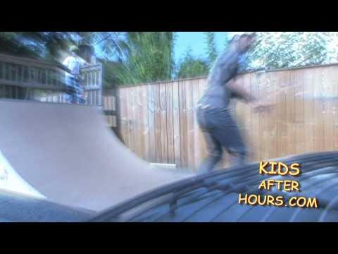 Kids After Hours Skate Camp