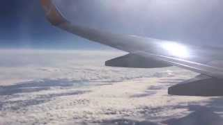 Flight Time - Lapse from Istanbul(SAW) to Berlin(SXF)