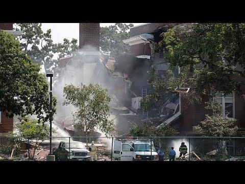 Μινεάπολις: Τουλάχιστον δύο νεκροί μετά από ισχυρή έκρηξη σε σχολείο
