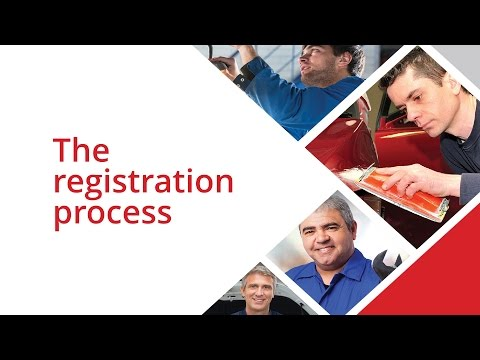 Registering for Contractor Jobs with Autotech Recruit