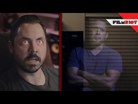 filmriot - Josh is being Haunted by something! And Ryan teaches you how to do an all in camera ghost effect! Dimmer Build: http://www.youtube.com/watch?v=w6QlrTXwdNE Fo...