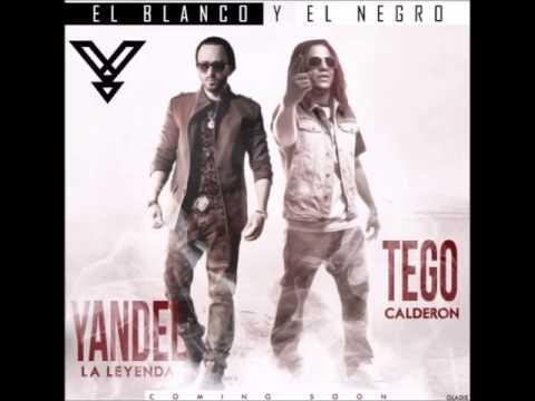 Letra El blanco y el negro Tego Calderon Ft Yandel