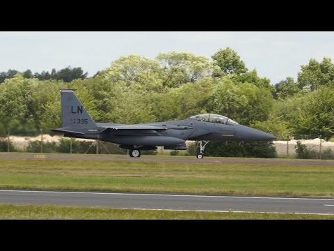 Boeing F-15E Strike Eagle from...