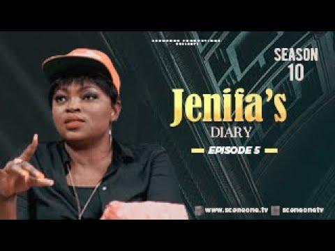 Jenifa's diary S10EP5 -LATEST CRUSH 2   Funke Akindele, Timini