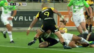 Hurricanes v Highlanders Rd.4 Super Rugby Video Highlights 2017