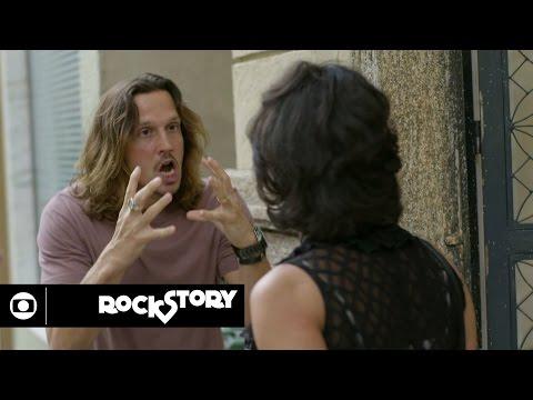 Rock Story: capítulo 161 da novela, terça, 16 de maio, na Globo