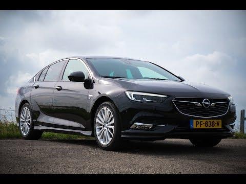 AutoZeelandtest van de Opel Insignia Grand Sport 1.6 CDTI
