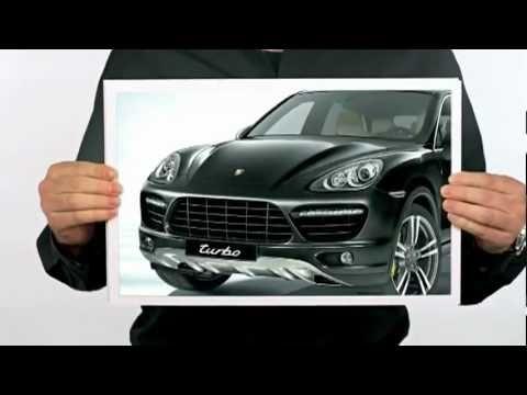 Porsche Cayenne Реклама Porsche: Cayenne 2011