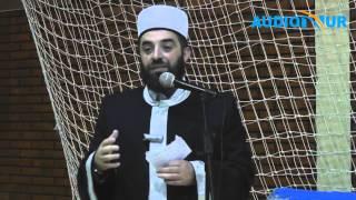 Kurban Bajrami 2013 në Pejë - Hoxhë Enes Goga