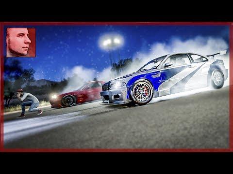 FORZA HORIZON 3 // BMW ИЗ MOST WANTED