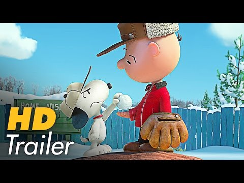 The Peanuts Neuer Trailer