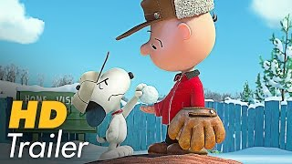 Nonton The Peanuts Movie Official Trailer 2  2015  Film Subtitle Indonesia Streaming Movie Download