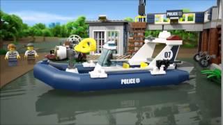 Download Lagu Lego City Posterunek Policji Z Bagien 60069