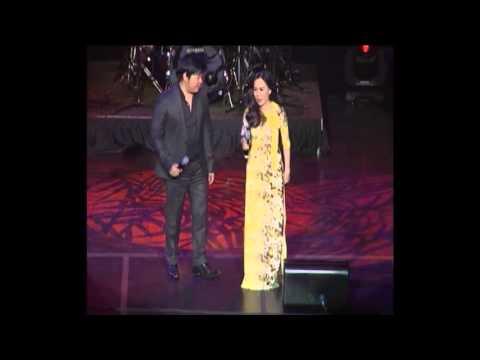 Quang Lê và Mai Thiên Vân live at the Horseshoe Casino