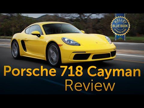 2020 Porsche 718 Cayman | Review & Road Test