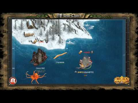 Seafight Ingame Trailer 2010 — II — Bigpoint