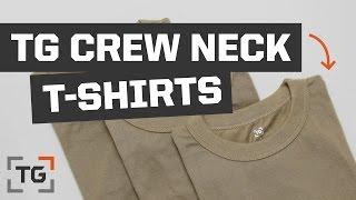 TG Crew Neck T-shirt at TacticalGear.com