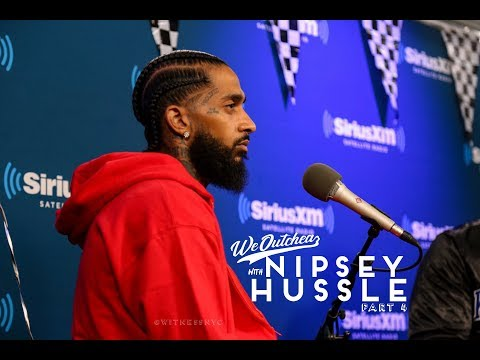 NIPSEY HUSSLE   Part 4 - Why he chose to partner with major label Atlantic Records