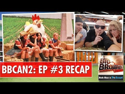 canada - Rob Cesternino and Brian Lynch recap the latest episode of Big Brother Canada 2 and preview the week 2 eviction #bbcan2 #finalhg #bigbrothercanada2 #bbcan.