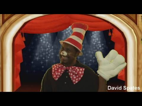 "The Black Cat In The Hat #2 "" Christmas "" (  Edbassmaster  & David Spates) 😂COMEDY😂"