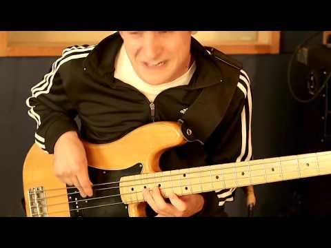 Michael League bass solo Continuum Jaco Pastorius
