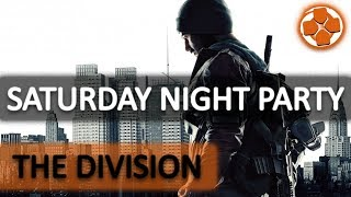 It's Saturday night and we are going to have another blast in The Division tonight! Drinks will be flowing and if we hit the sponsor...