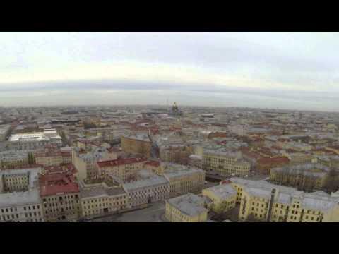 Sankt-Peterburg Drone Video