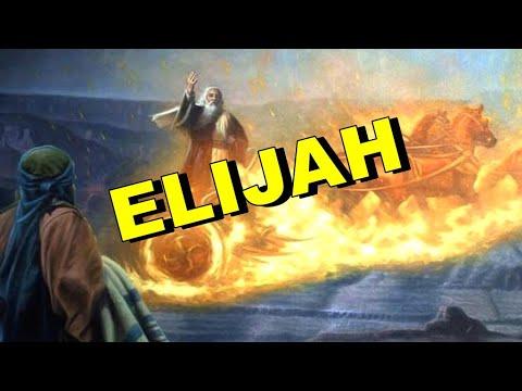 The Great Prophet Elijah 💥 Legends of the Jews