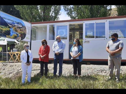 Se inauguró una Guardia Ambiental en el Área Natural Río Limay
