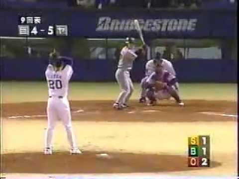 【これは打てない】全盛期の伊藤智仁のスライダー